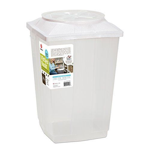Vittles Vault Home 30 Lb Airtight Pet Food Storage Container * Details Can  Be Found By Clicking On The Image. (This Is An Affiliate Link)  #DogFoodStorage
