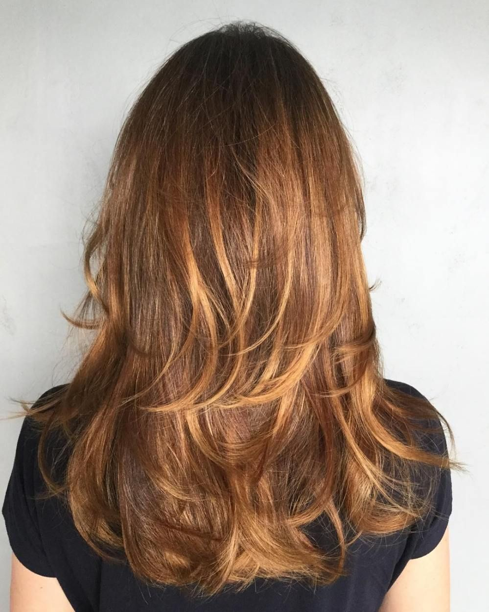 40 Long Hairstyles And Haircuts For Fine Hair Haircuts For Fine Hair Long Hair Styles Long Layered Hair
