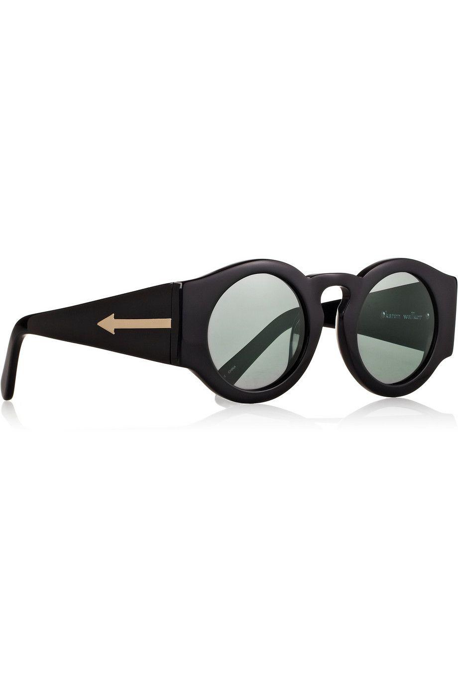 Karen Walker | meus olhos vêem | Pinterest | Schöne brillen, Brille ...