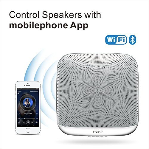 FDY Home Multiroom WiFi Speakers Wireless Smart App Control