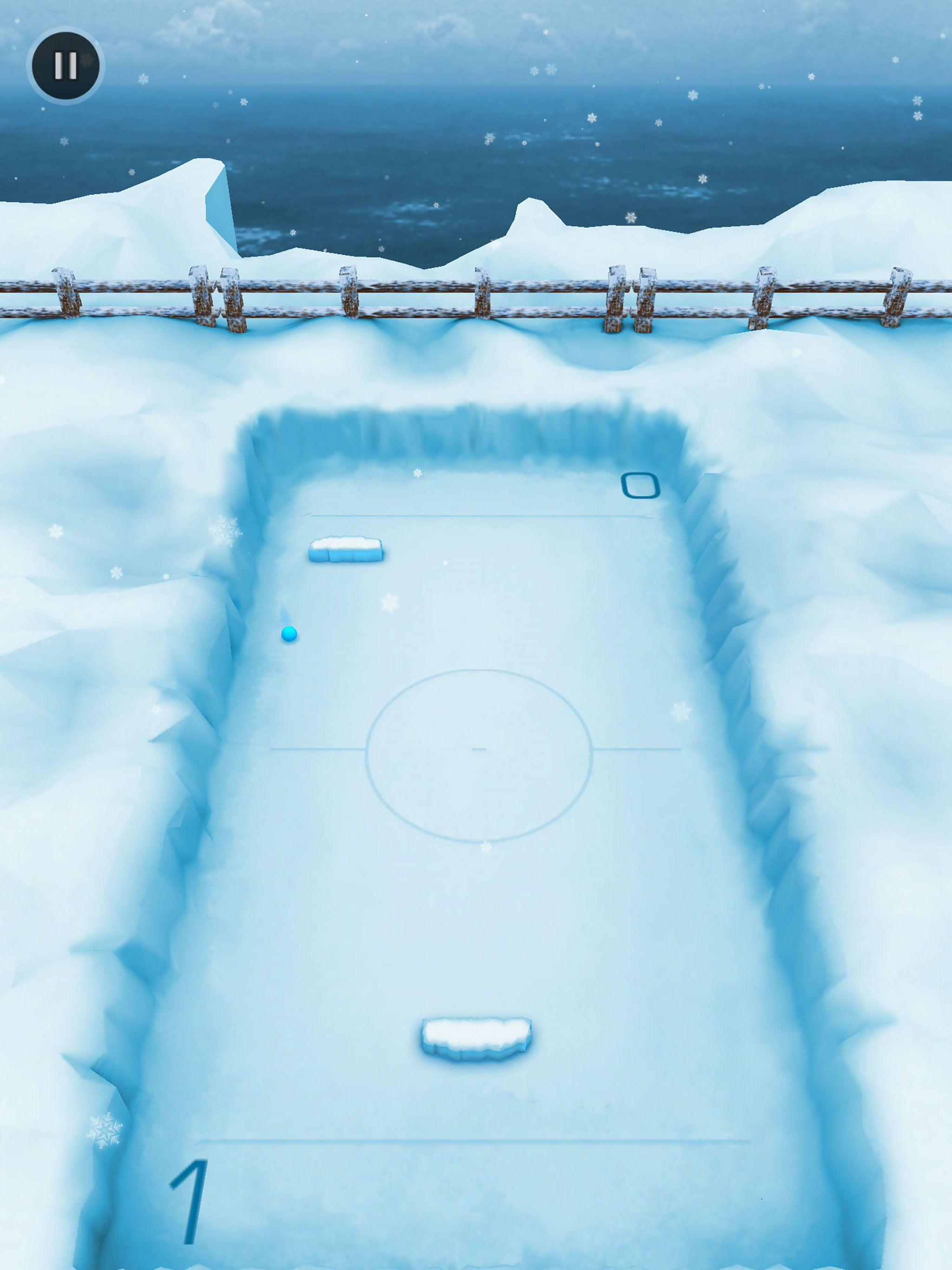 Ping Pong 3D for iPhone and Android by EivaaGames. FREE