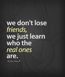 Painful At Times, But So Very True. Lost Friendship QuotesQuotes ...
