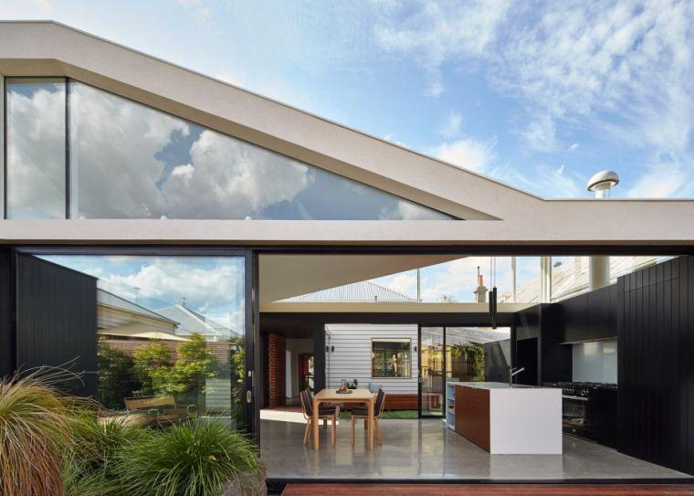 Extension Maison Moderne  45 Modèles à Travers Le Monde