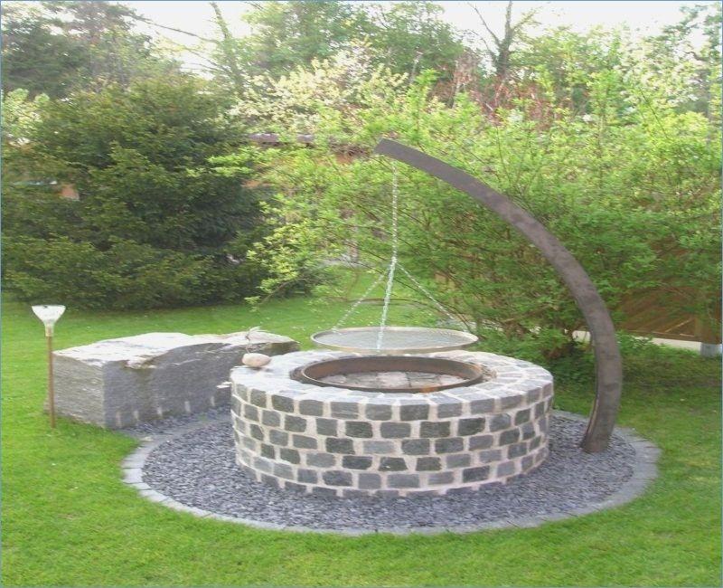 Fireplaces Garden Diy Build Fire Pit Backyard Backyard Fire
