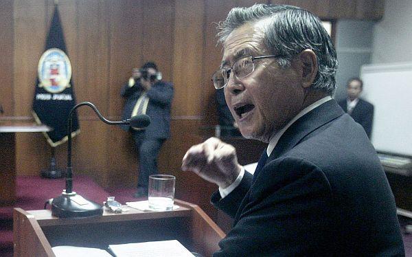 Las fotos, audios y videos que debilitaron el pedido de indulto a Fujimori