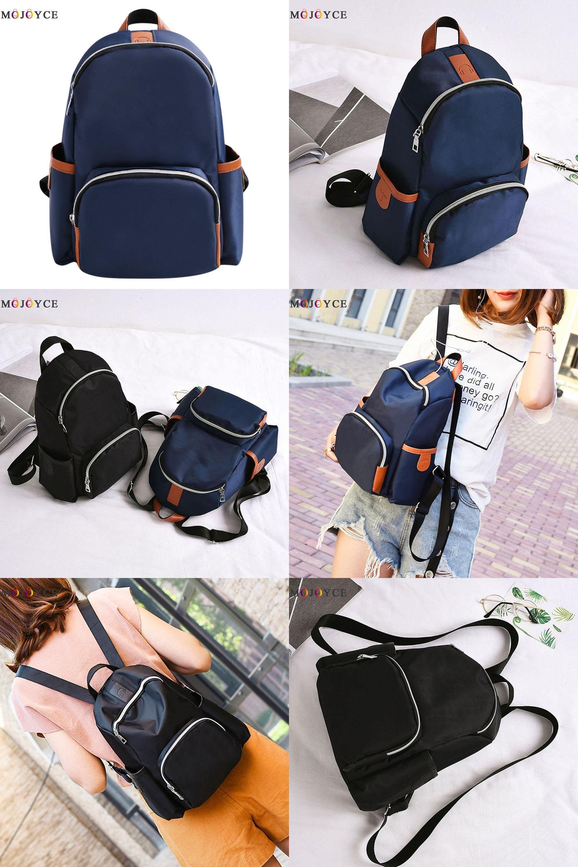 [Visit to Buy] Women Backpack Waterproof Nylon Lady Women's Backpacks Female Casual Travel bag Bags mochila feminina  #Advertisement