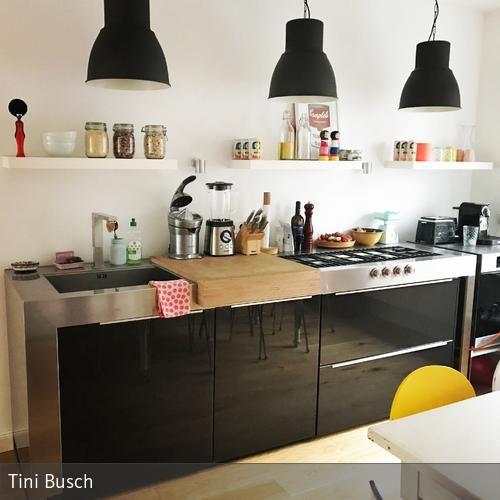 Meine neue Küche - küchen regale ikea