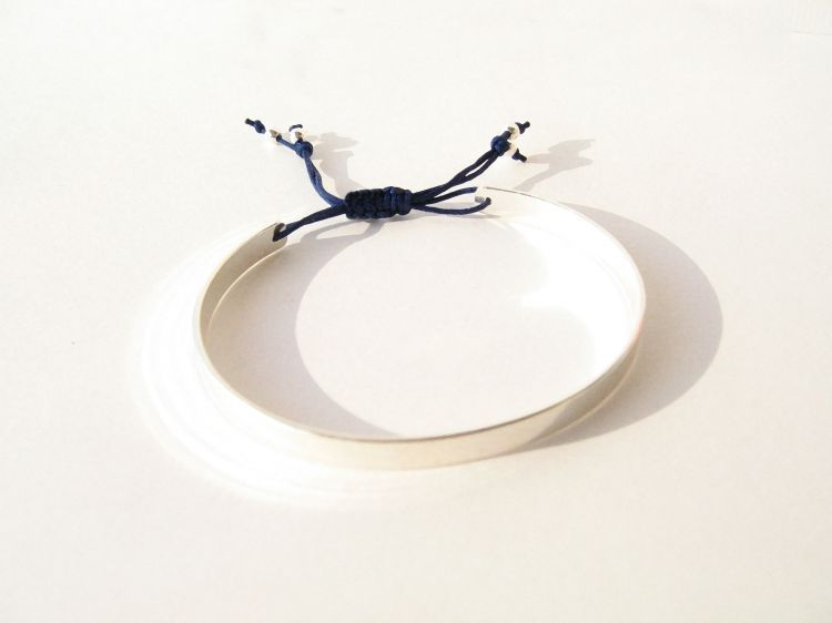 les fermoirs coulissants pour bracelet le n ud plat. Black Bedroom Furniture Sets. Home Design Ideas