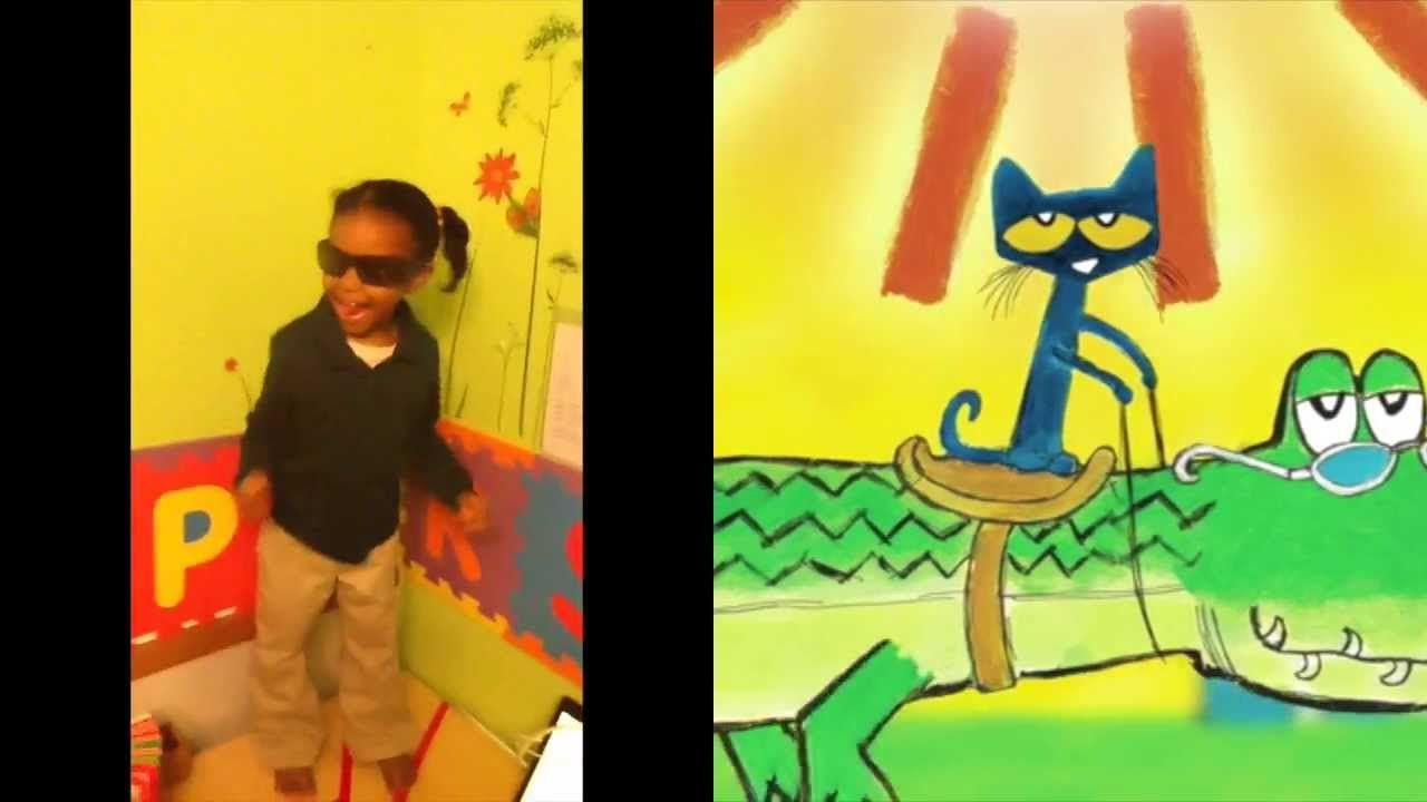 Pete The Cat Magic Sunglasses Alligator