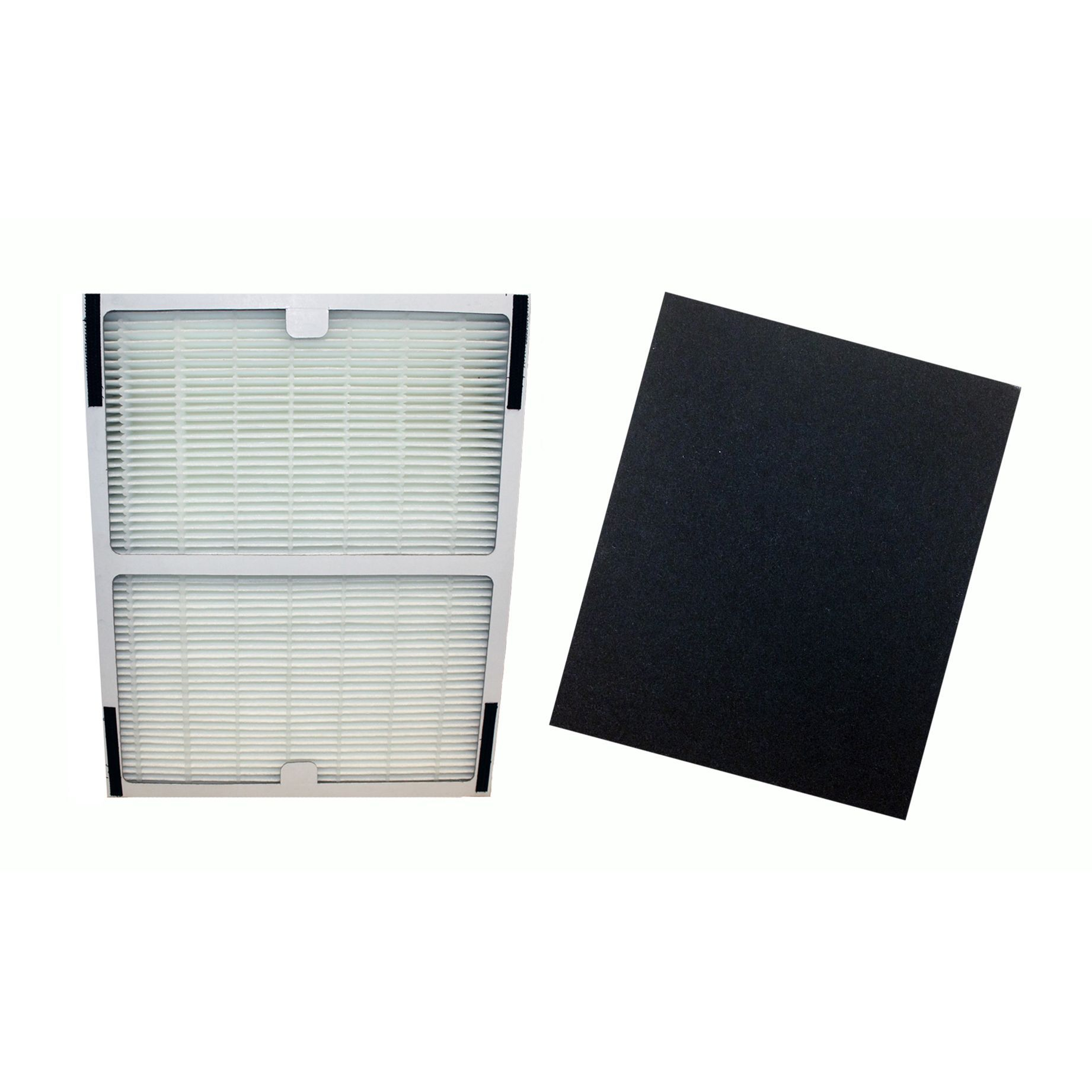 Replacement A HEPA Style Air Filter & Carbon Filter, Fits