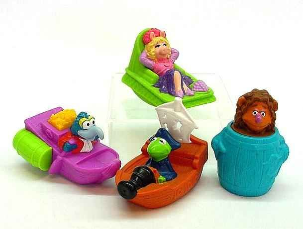 Various 2nd McDonalds Happy Meal Toy 2000 Disney Toy Story Plastic Figures