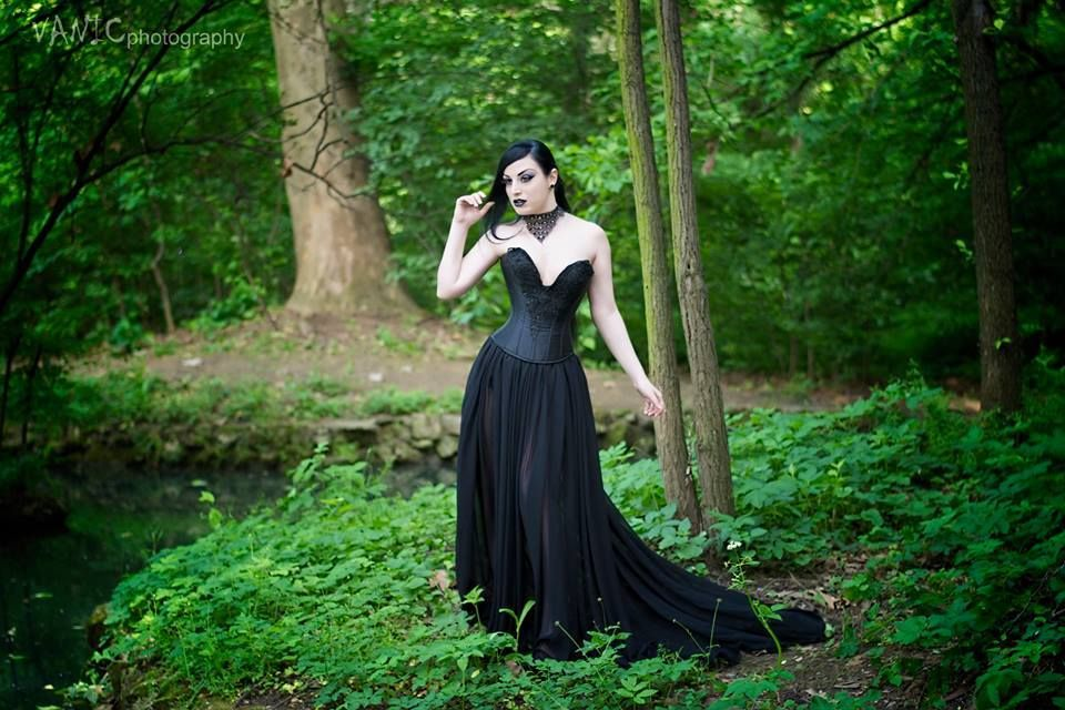Model: Kali Noir Diamond Photo: Vanic Photography... - Gothic and Amazing