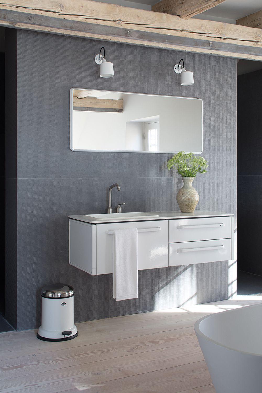Vipp Loft The Latest Lodgings In Copenhagen By A Danish Design Favorite White Bathroom Interior Hotel Concept All White Bathroom