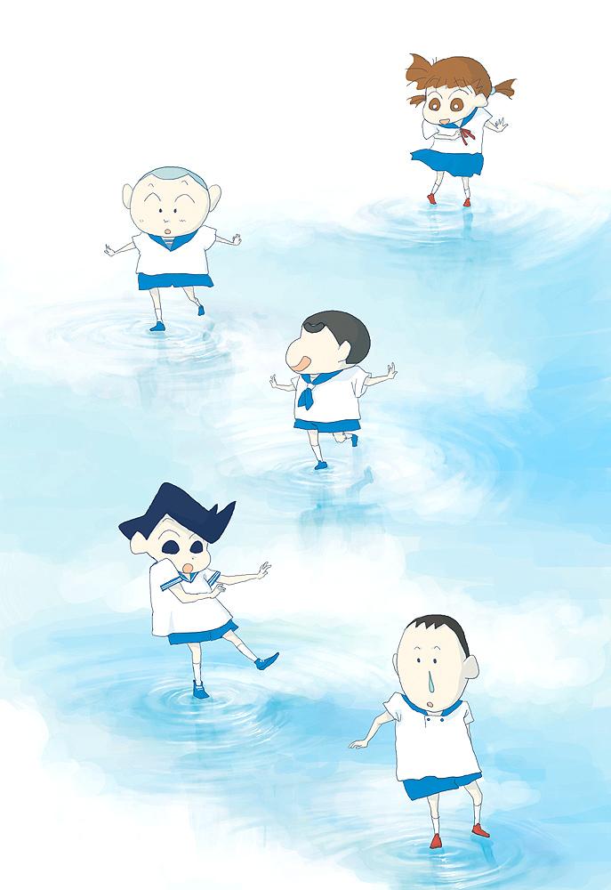 クレヨンしんちゃん ripple out illustration by 十部 pixiv イラスト クレヨンしんちゃん クレヨン