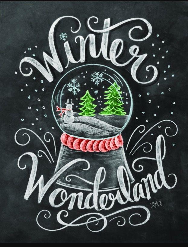Christmas Chalkboard Art.More Holidaze Christmas Chalkboard Art Christmas