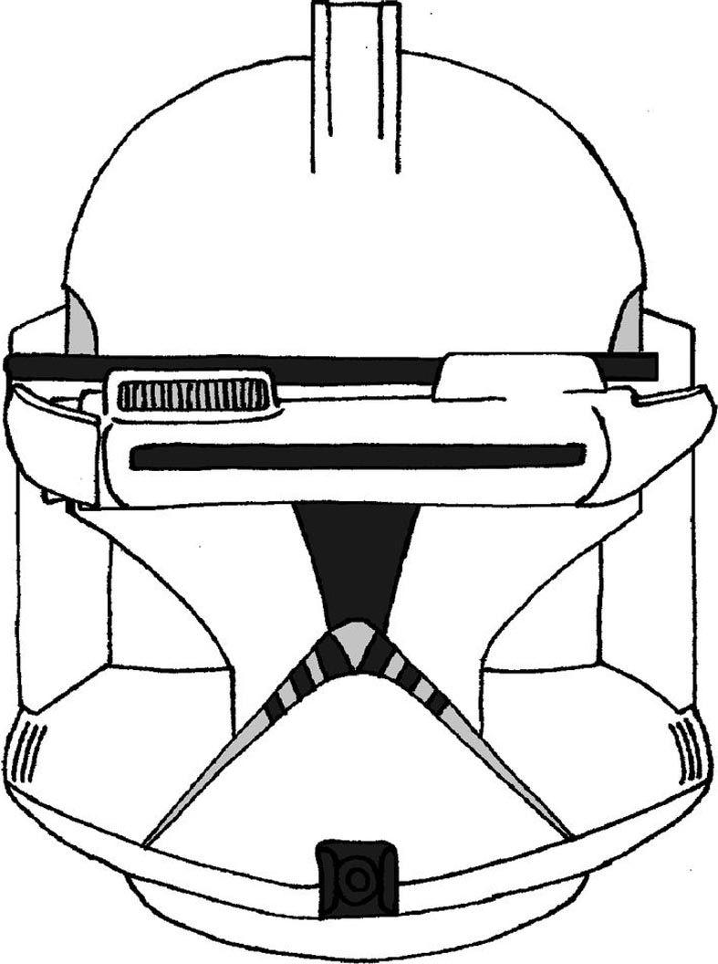 Máscara Star Wars 5 | Pinterest