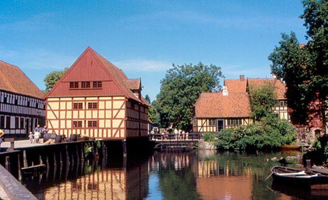 Den Gamle By Aarhus Top Tourist Attractions Pinterest Aarhus