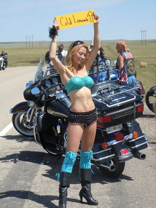 Sturgis motorcycle rally dates