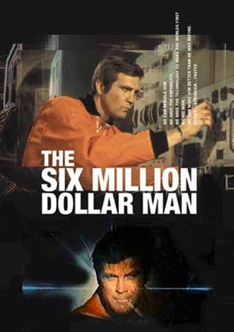 Lee Majors Is The One And Only True Steve Austin The Six Million Dollar Man Men Tv Best Tv Shows Old Tv Shows