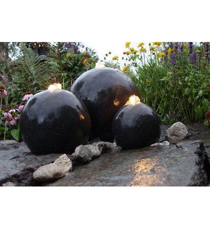 Komplett-Set: Gartenbrunnen »London« - Hagebau.de | Garten | Garden ...
