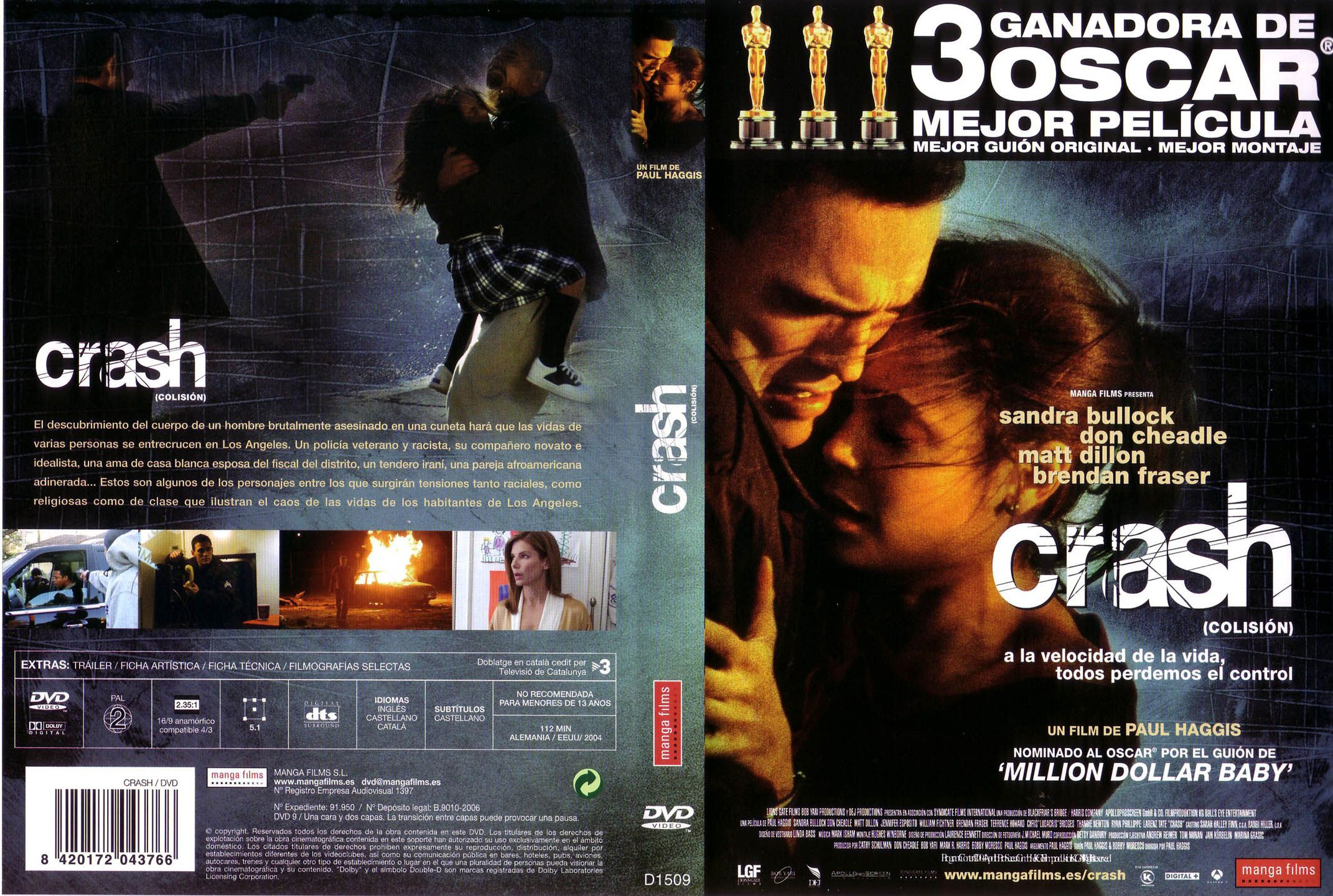 Crash Colision Movies Movie Posters Poster