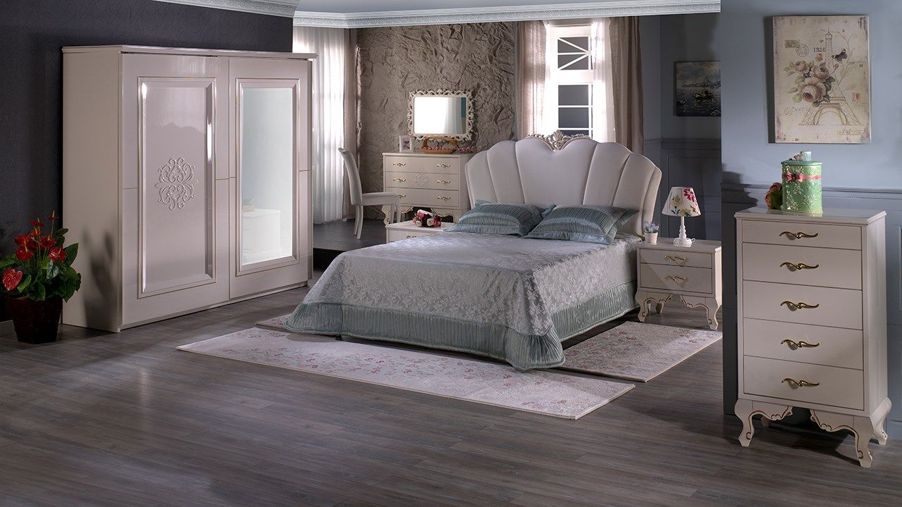Istikbal Resital Yatak Odasi Takimi Furniture Elegant Bedroom Room Design