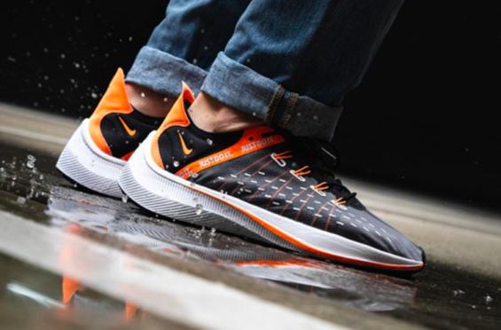 Nike EXP-X14 Just Do It Black Total Orange Arriving This Week 4ec3fb676