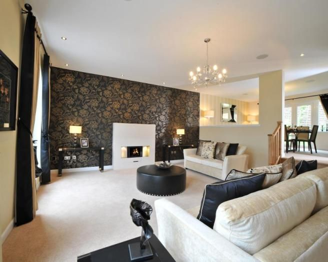 Image Result For Living Room Brown And Cream Ideas Gold