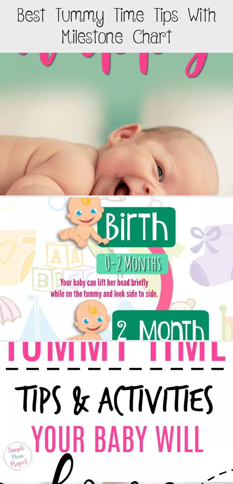 Best tummy time tips with milestone chart health and