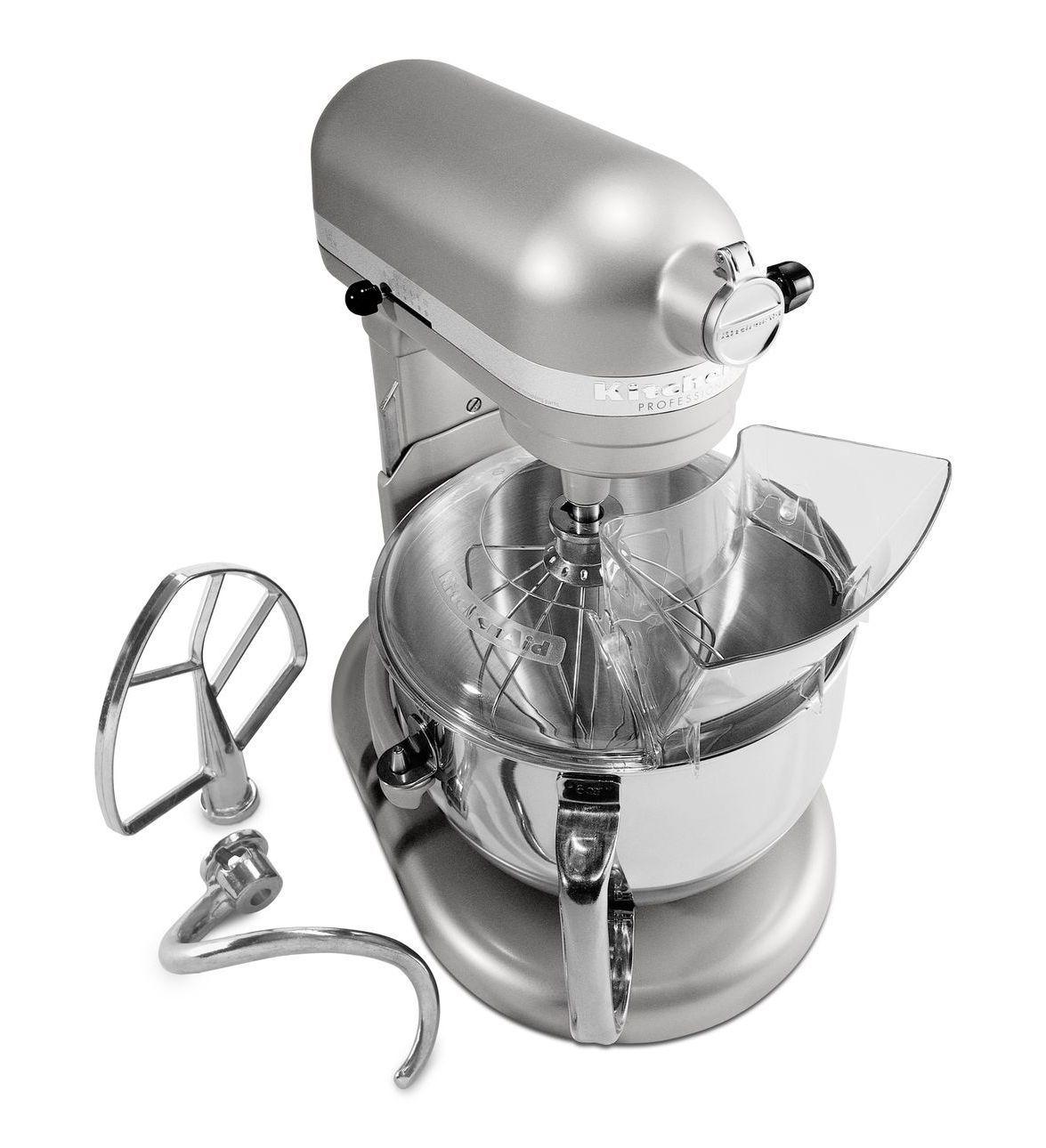 Kitchenaid Mixer White 6 Quart