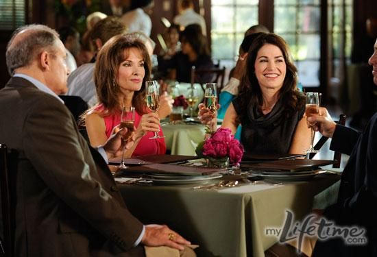 Army Wives episode Learning Curve