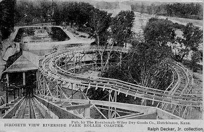 Explore Hutchinson Kansas Vintage Circus And More Riverside Amusement Park Is Now Carey