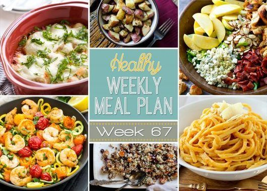 Healthy Weekly Meal Plan #67 ( http://www.yummyhealthyeasy.com/2016/11/healthy-weekly-meal-plan-67.html )Jen,05 Nov 04:00 AM  ( http://www.yummyhea...