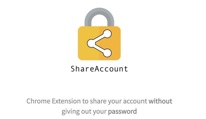 ShareAccount. Partager sans crainte les mots de passe de vos comptes sur le net https://t.co/VeZBETP4iB