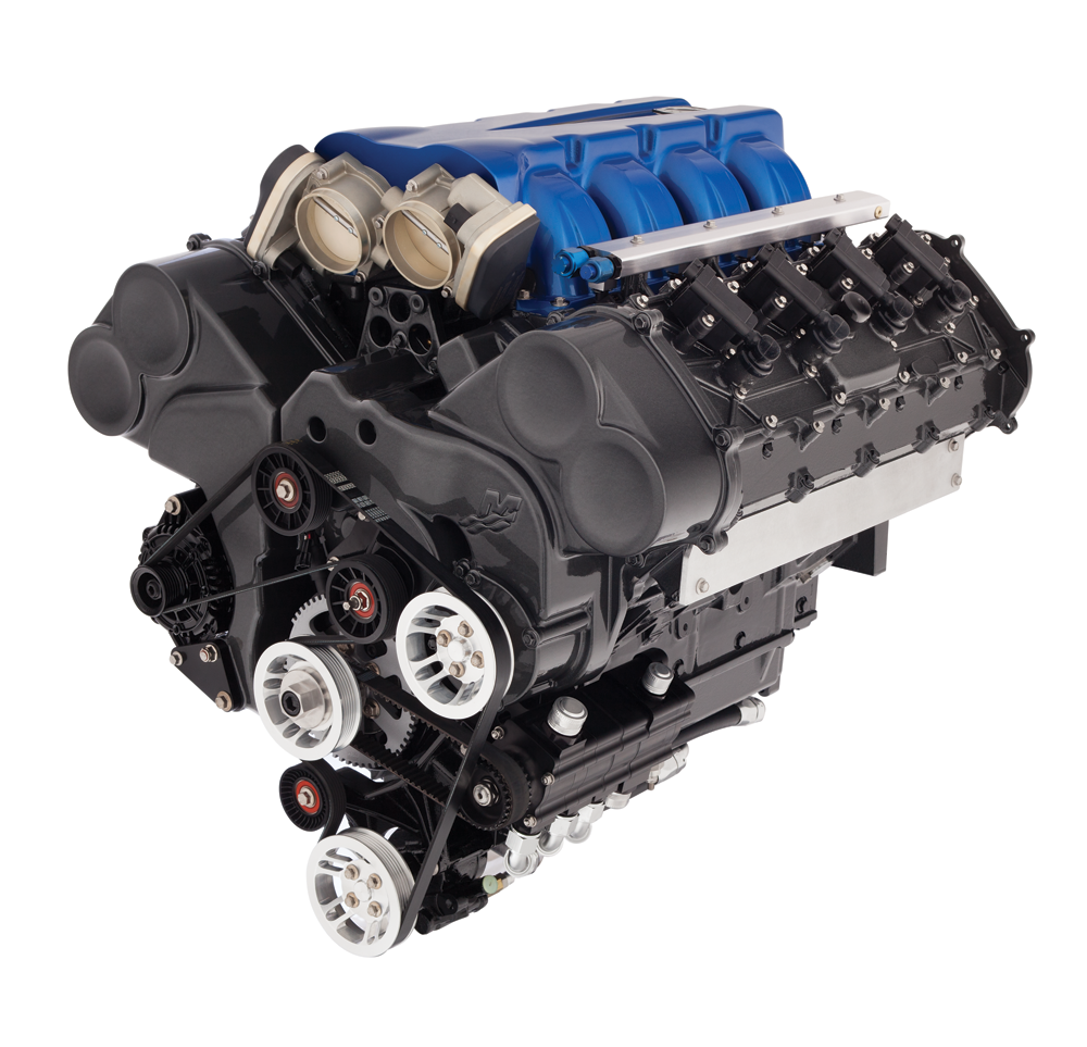 The Most Badass Engine You Probably Don't Know About