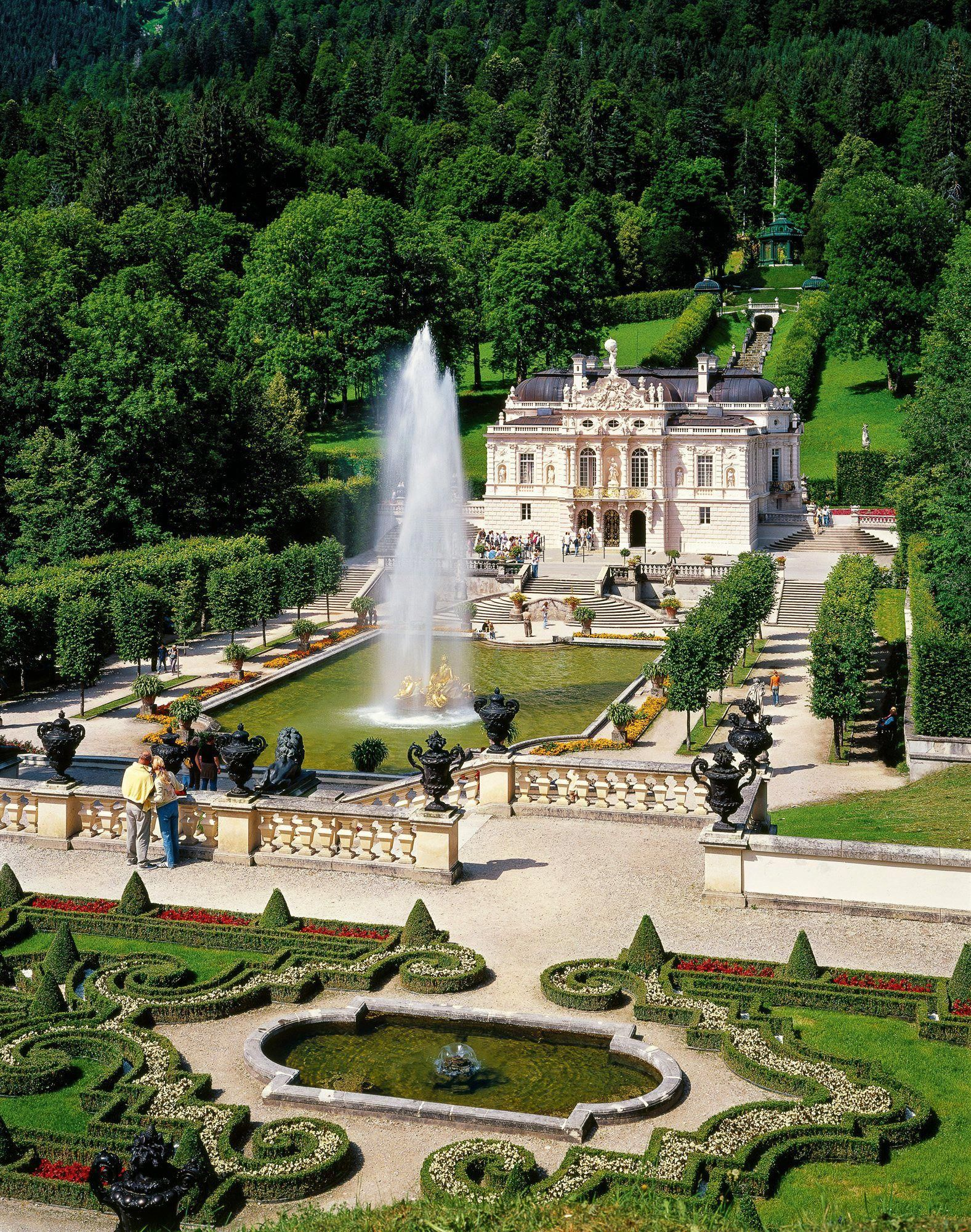 Cx3interior Affordableinteriordesignerslosangeles Schloss Linderhof Schone Gebaude Linderhof