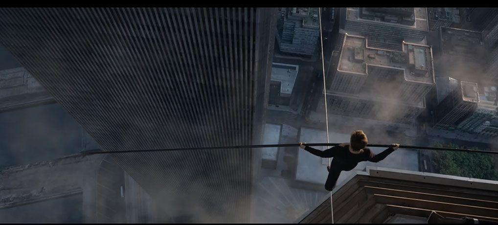 Pasea con 'The Walk' de la forma más espectacular: en IMAX
