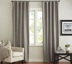 Window Panels, Linen Curtains U0026 Linen Drapes | Pottery Barn