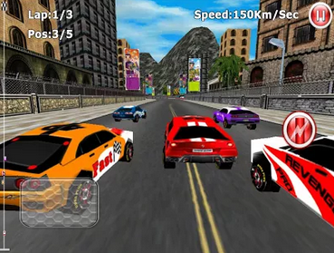 Traffic Car Racer 1 Android Game Free Download Racing Amazing Race Games Racing Games