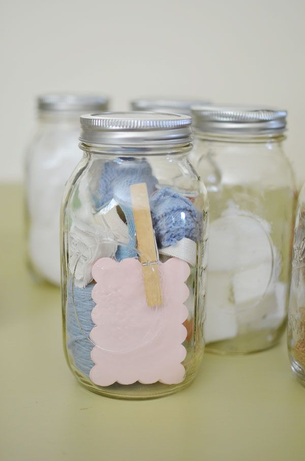 Card Making Gift Ideas Part - 35: Craftaholics Anonymous® | 51 Christmas Gift In A Jar Ideas: Crafty Card Kit  In