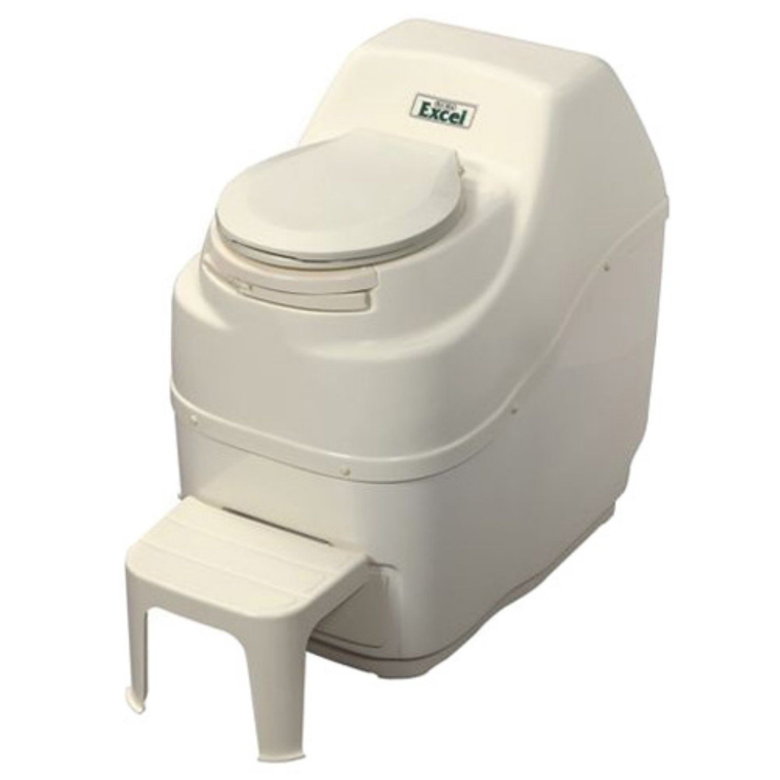 Sun Mar Excel Electric Waterless Composting Toilet Bone