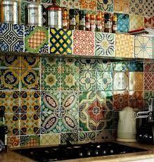 Risultati immagini per piastrelle di vietri per cucina | cucina ...