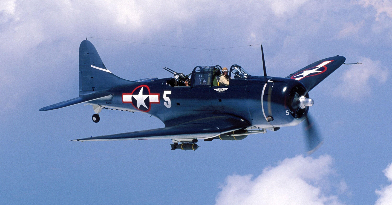 SBD Dauntless | Dixie Wing SBD Dauntless | I love my air planes ...