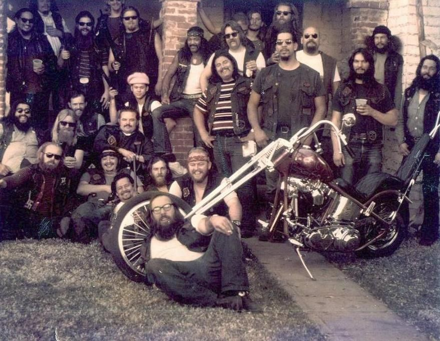 70s outlaw biker gangs - Google Search | 70s Outlaw Biker ...