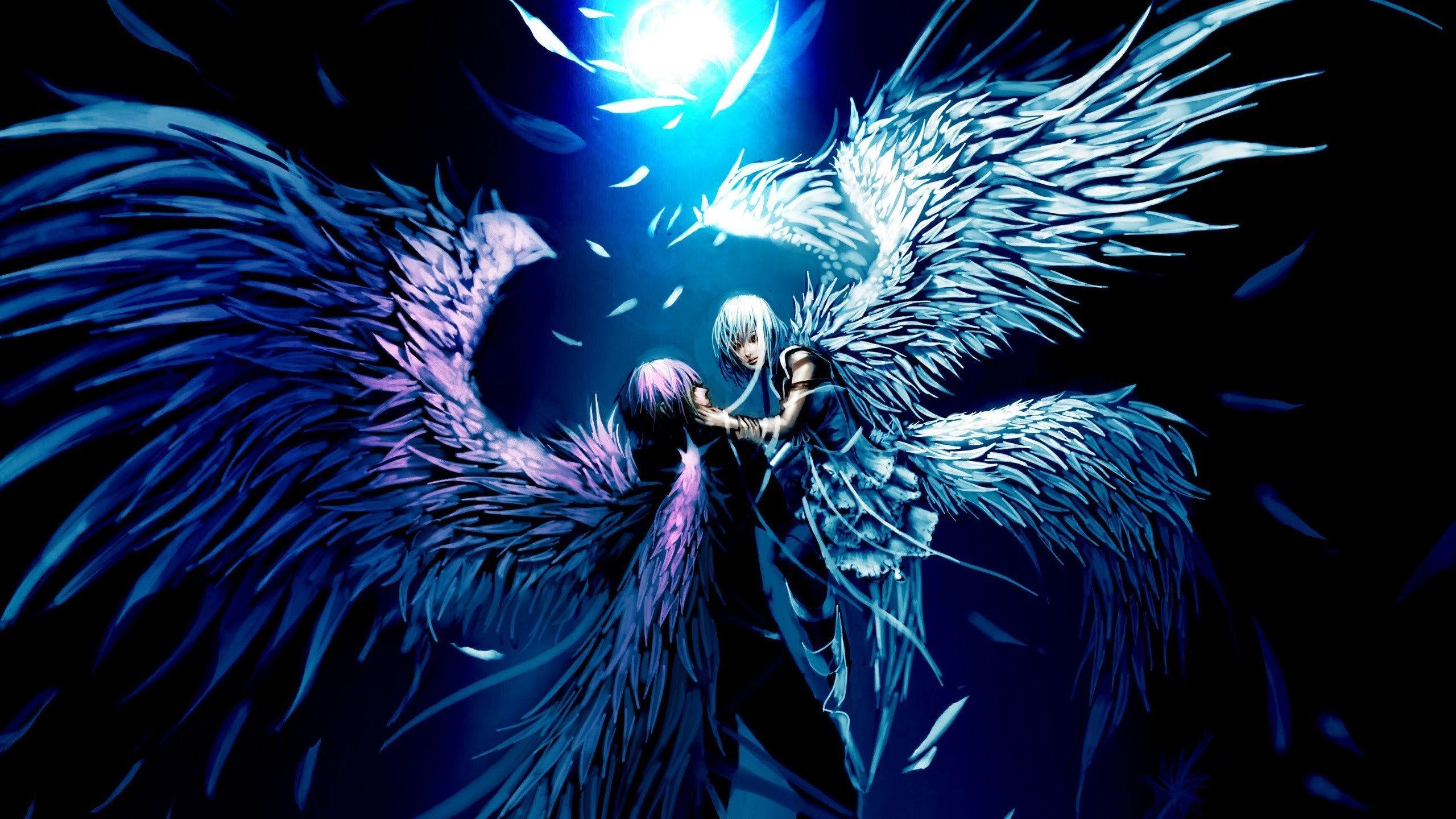 angel anime wallpapers hd ololoshenka pinterest