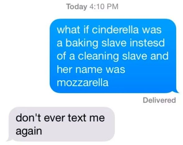 28 Texts From 2017 That Are Just Really, Really Funny