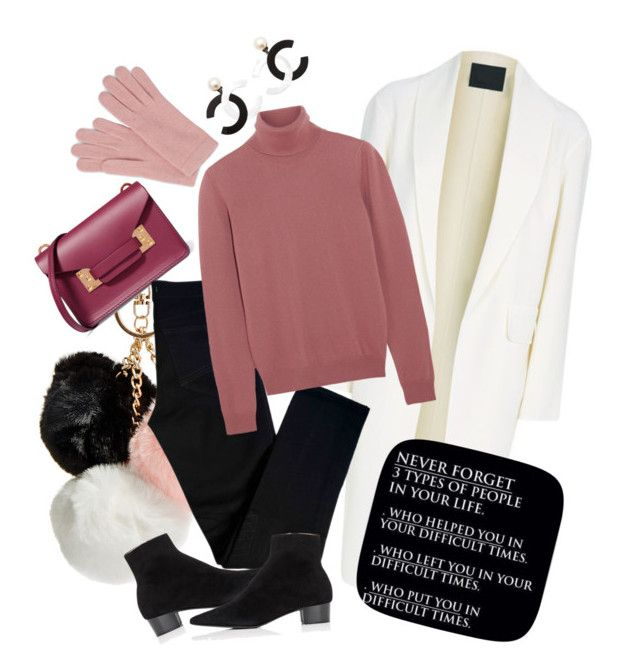 """""""Winter set by http://www.style-list.biz"""" by lanaterra on Polyvore featuring GUESS, Sophie Hulme, Alexander Wang, J Brand, The Row, Bottega Veneta, L.K.Bennett, Chanel and CO"""