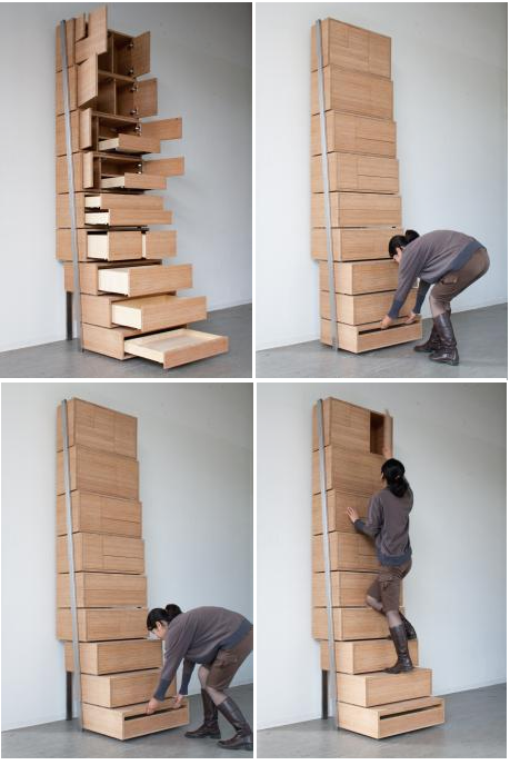 For All Of Your Shelving Needs. Collapsible Shelf Stairs