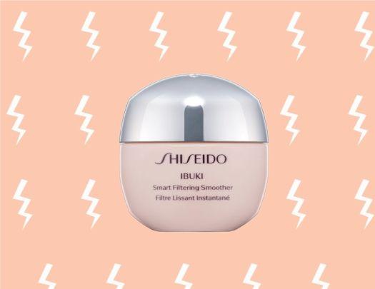 Editor's Pick: Shiseido Ibuki Smart Filtering Smoother — cosmetics