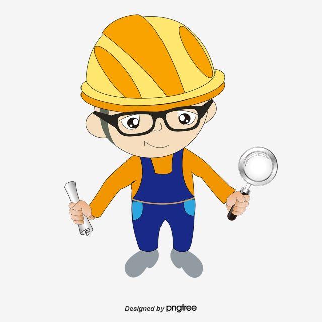 مهندس الولد الشاب الأطفال شخصيات كرتونية طفل طالب علم الاحتلال الناس Mario Characters Cartoon Character